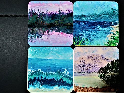 Artwork Coasters