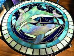 Dolphin Table Top.JPG