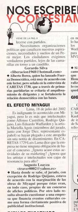 Caretas 2002