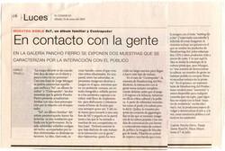 El Comercio 2002