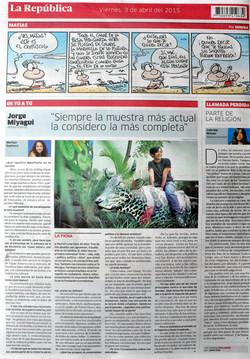 La República con Maritza Espinoza