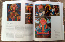 libro Pintura Chilena Contemporanea
