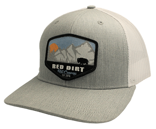 Red Dirt Mountain Buffalo Cap