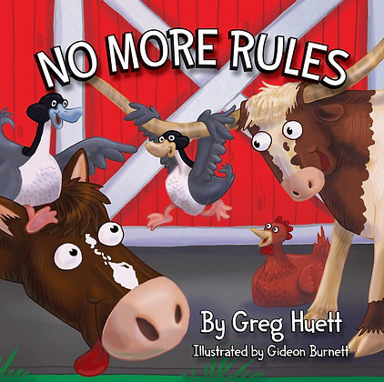 Big Country Book No More Rules