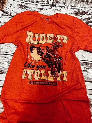 Ride It Stole It
