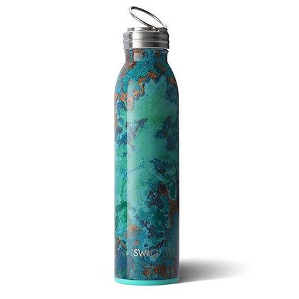 Swig Copper Patina Bottle