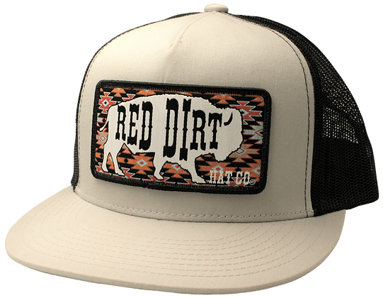 Red Dirt Great White Cap