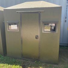Dillon 4x6- Door on 6ft Side
