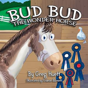 Big Country Book Bud The Wonder Horse