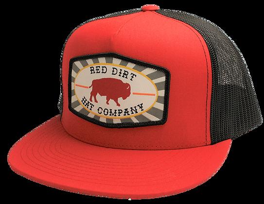 Red Dirt Beachnut Red Cap