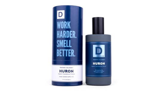 Duke Cannon Proper Cologne Huron