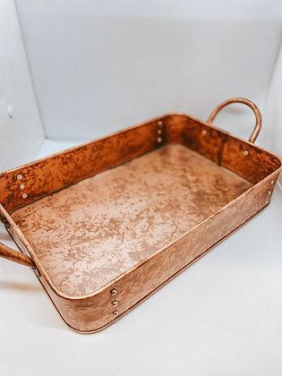 Copper Tray Medium