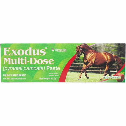 Exodus Pyrantel Paste