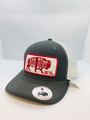 Red Dirt Original Buffalo Grey/Grey Cap