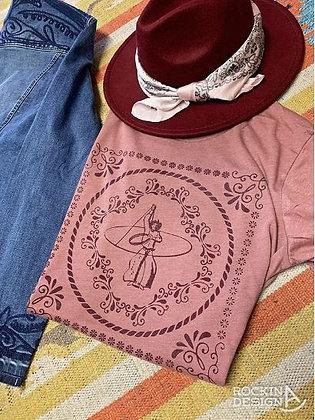 Cowboy Lasso Tee
