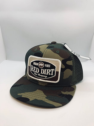 Red Dirt YOUTH Roam Free Camo Cap