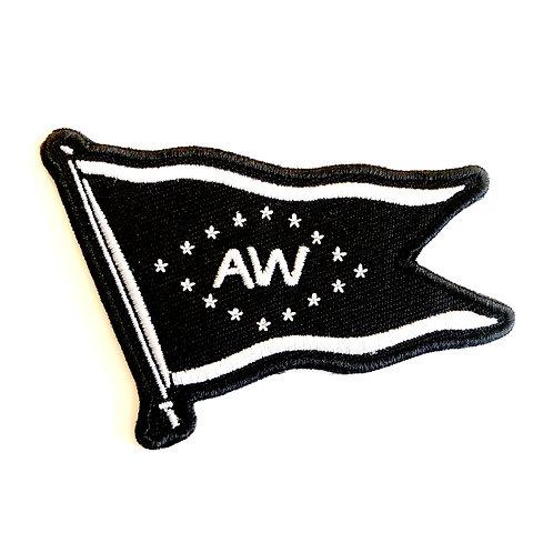 A.W. Nautical Flag Patch