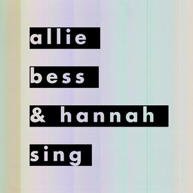 Allie Bess & Hannah