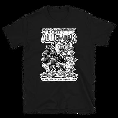 Johnny Alligator 1996 Monster Truck Championship Tee