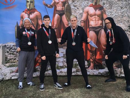 Congrats to the TG/NB Spartan Team!