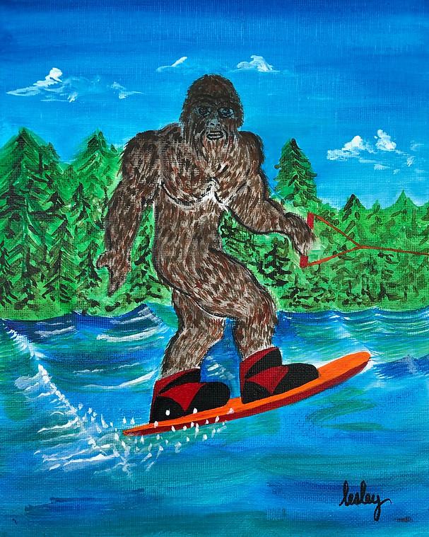 Bigfoot Wakeboards