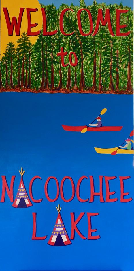 Welcome to Nacoochee Lake