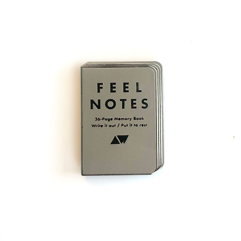 Feel Notes Pin