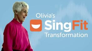 Olivia's SingFit Transformation