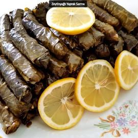 Amazing Olive Oil Leaf Sarma Recipe!