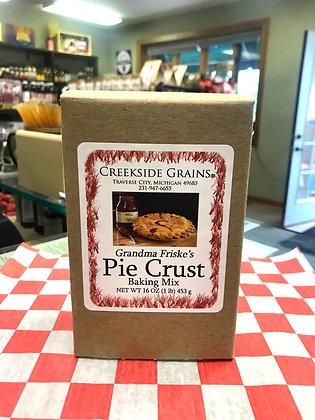 Grandma Friske's Pie Crust