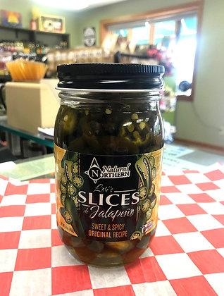 Pickled Jalapeno Slices