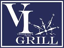 VI Grill Large Logo
