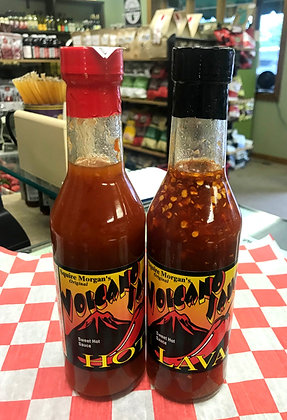 Volcano Sauce Hot Sauce