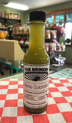 Hot Sauce - Verde