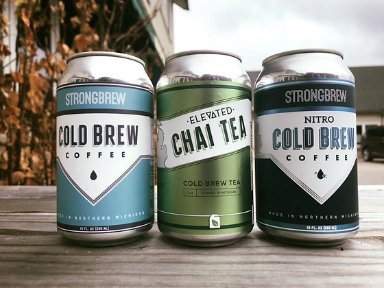 Cold Brew Coffee & Tea
