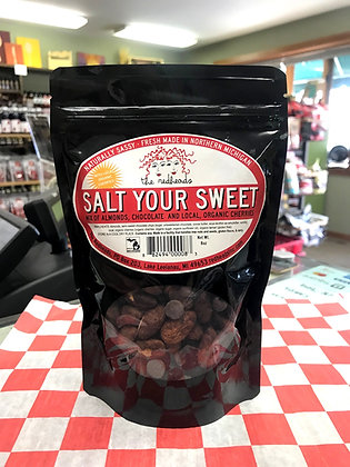 Salt Your Sweet Trail Mix