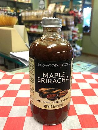Sriracha - maple