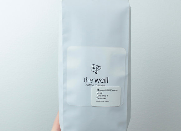 Water Processed Mexican Decaf