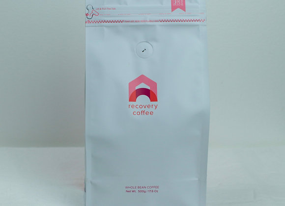 Recovery Coffee (500g whole bean)