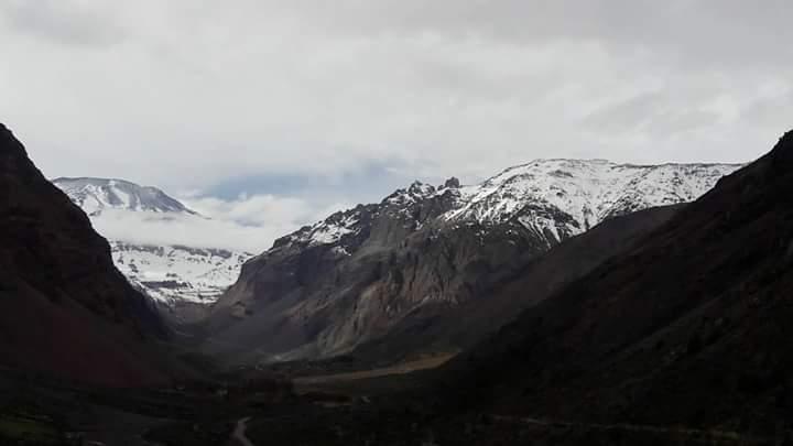 Cajón del Maipo - Chile.