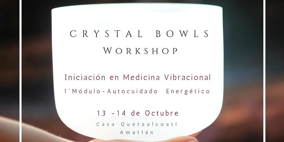 Crystal Bowls Workshop
