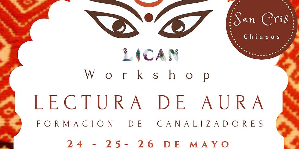 Workshop: Lectura de Aura - Formación de Canalizadores