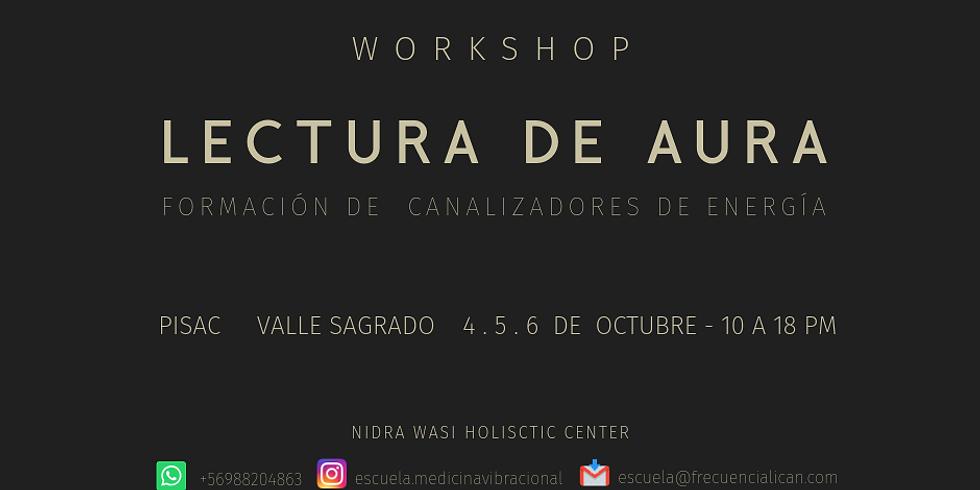 Workshop: Lectura de Aura