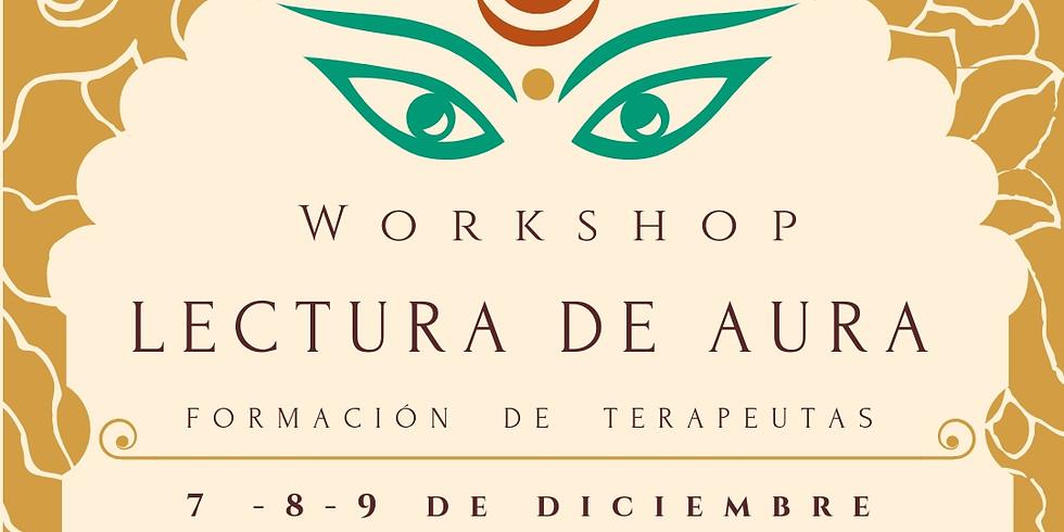 Workshop Lectura de Aura: Formación de Canalizadores.