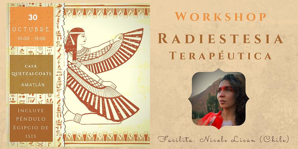 Workshop: Radiestesia Terapéutica