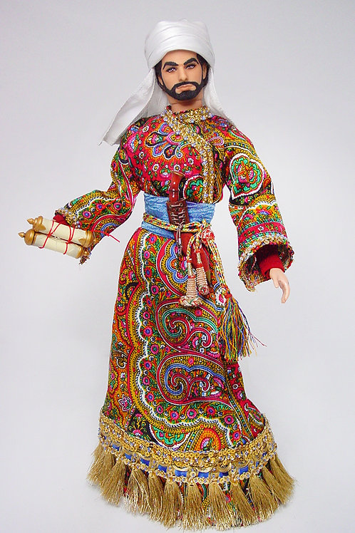 Medieval Persian Scholar
