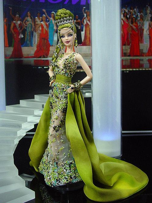 Miss Oman 2011