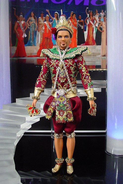 Thailand Dancer Ken