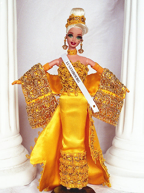 Miss Luxembourg 1996