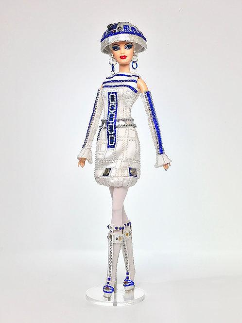 Droid Duo Barbie R2-D2